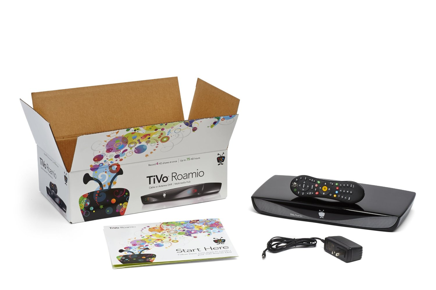 Tivo Roamio Dvr And Streaming Media Player Review Dvr