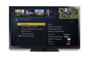 New TiVo Roamio DVR User Interface