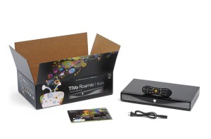 TiVo Roamio Plus DVR & Streaming Media Player TCD848000