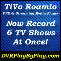 tivo roamio plus dvr and streaming media player tcd848000