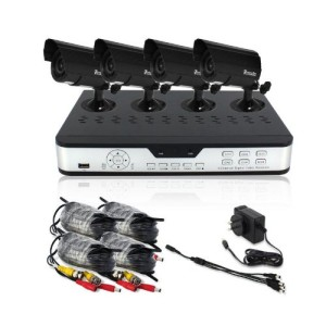 Zmodo PKD-DK4216-500GB security surveillance DVR system